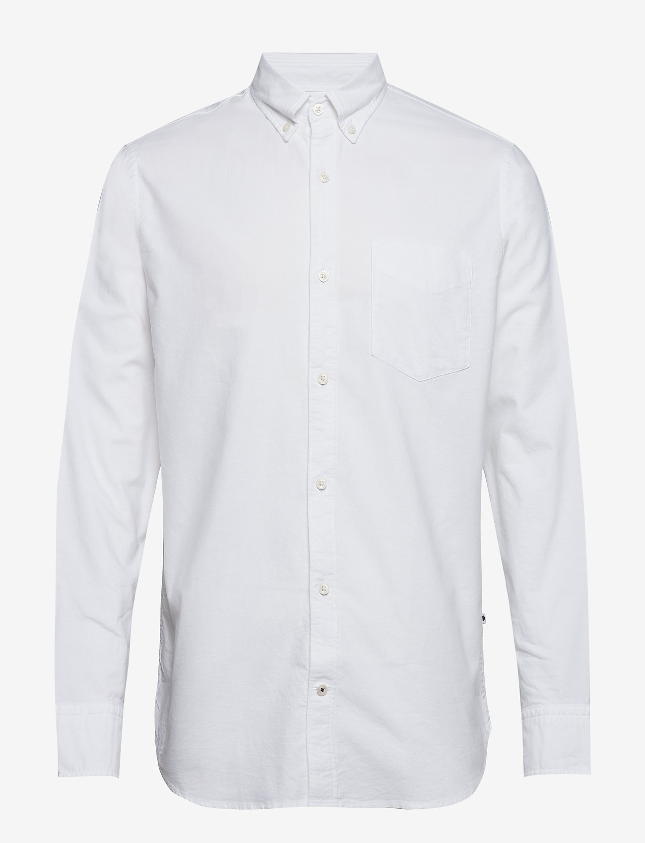NN07 - Levon BD 5142 - oxford shirts - white