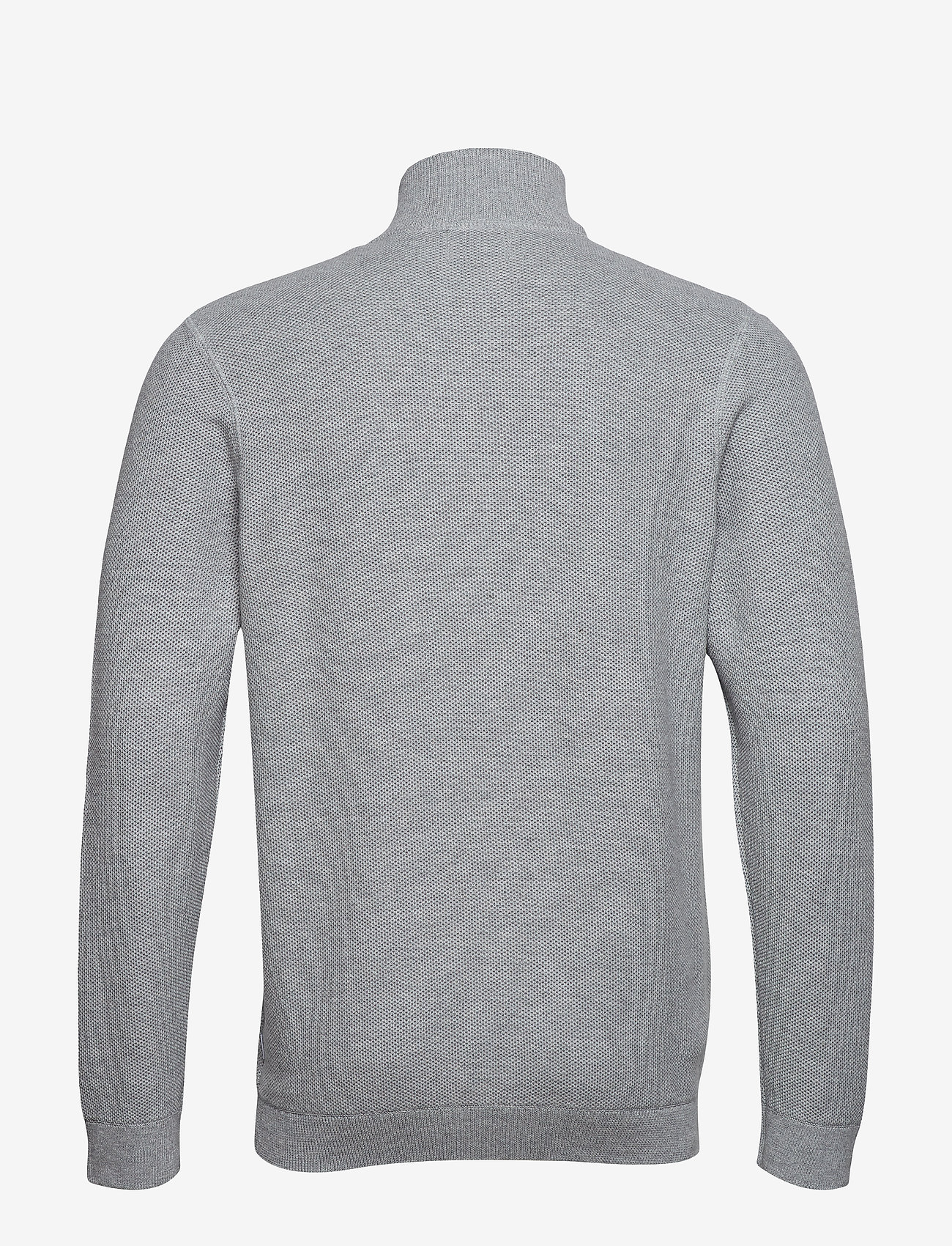 NN07 - Patrick 6194 - basic knitwear - medium grey melange