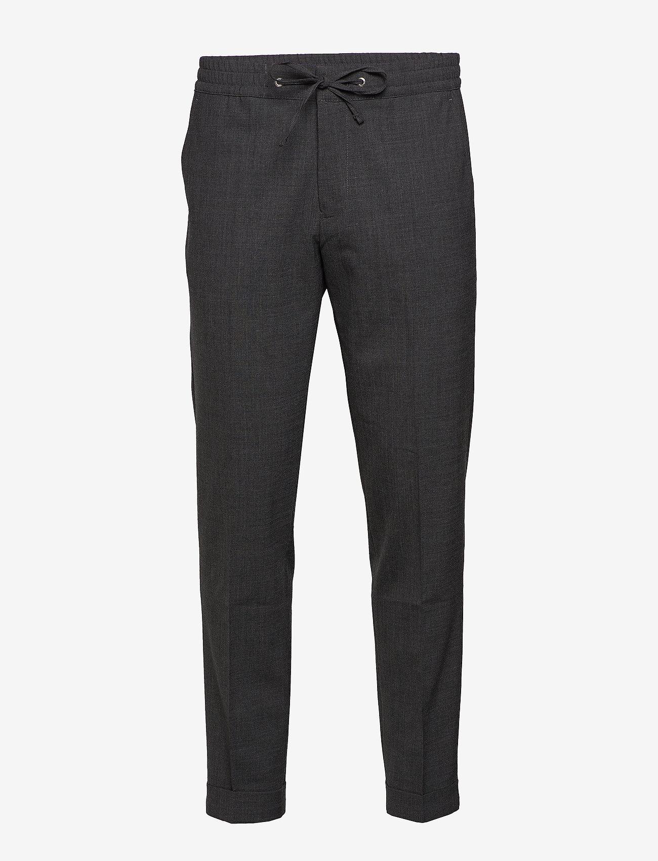 NN07 - Sebastian 1325 L32 - kostymbyxor - dark grey - 0