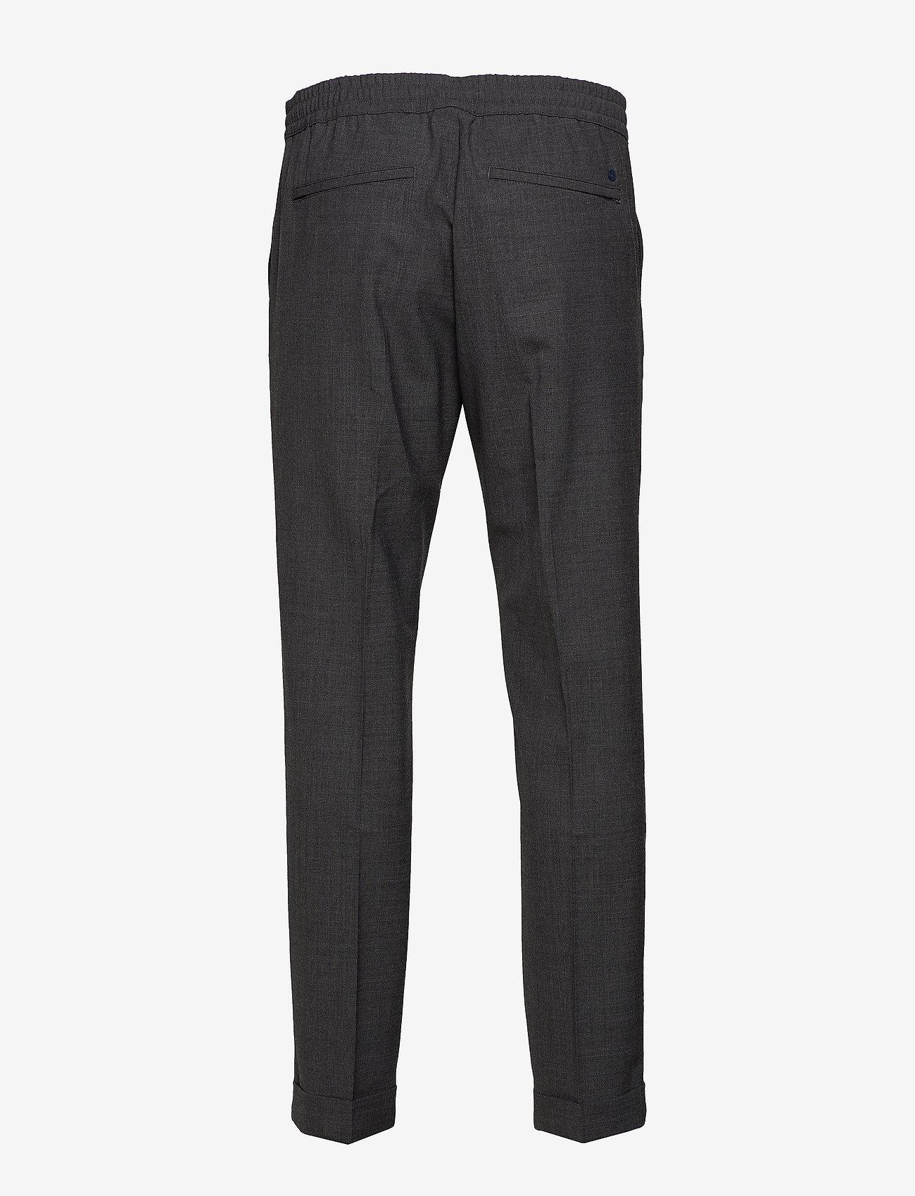 NN07 - Sebastian 1325 L32 - kostymbyxor - dark grey - 1