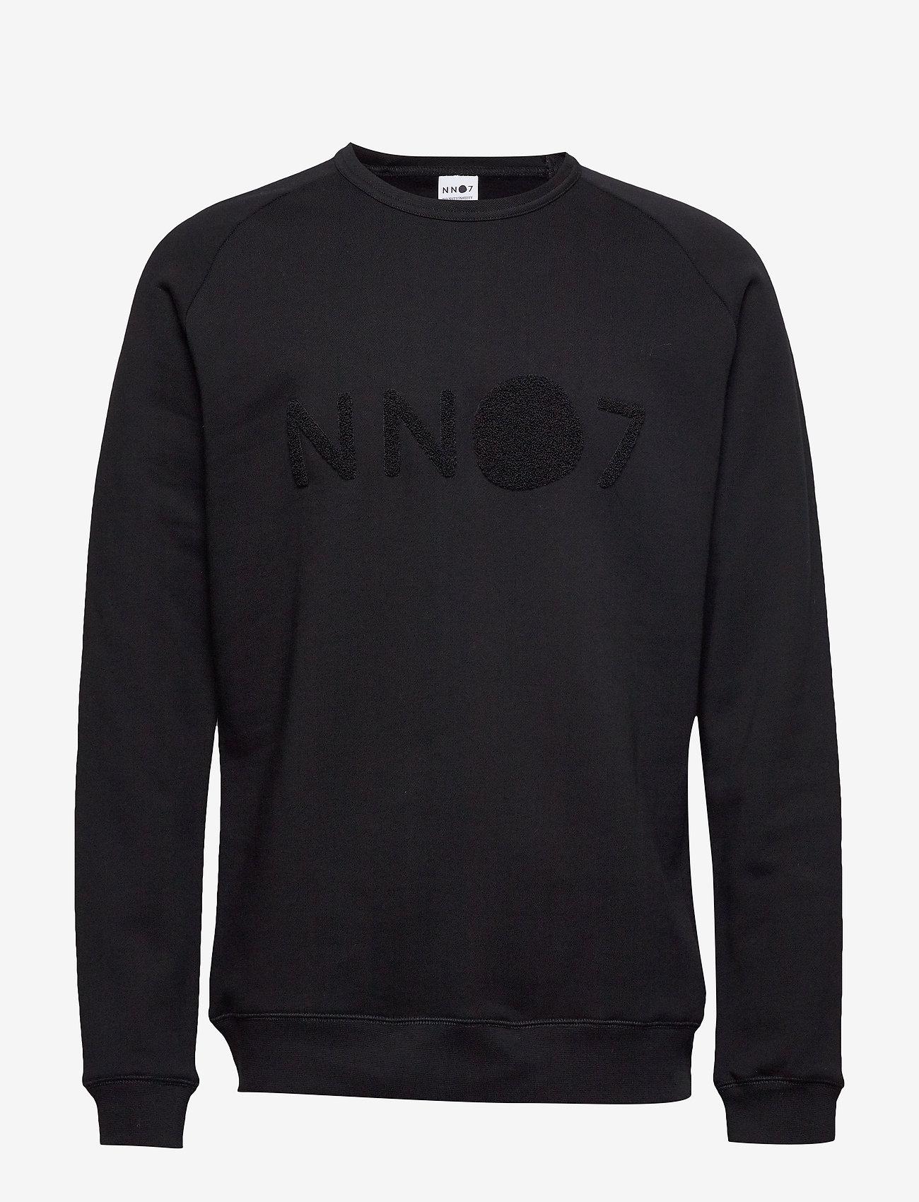 Robin Sweatshirt 3385 (Black) - NN07 mmDxB7