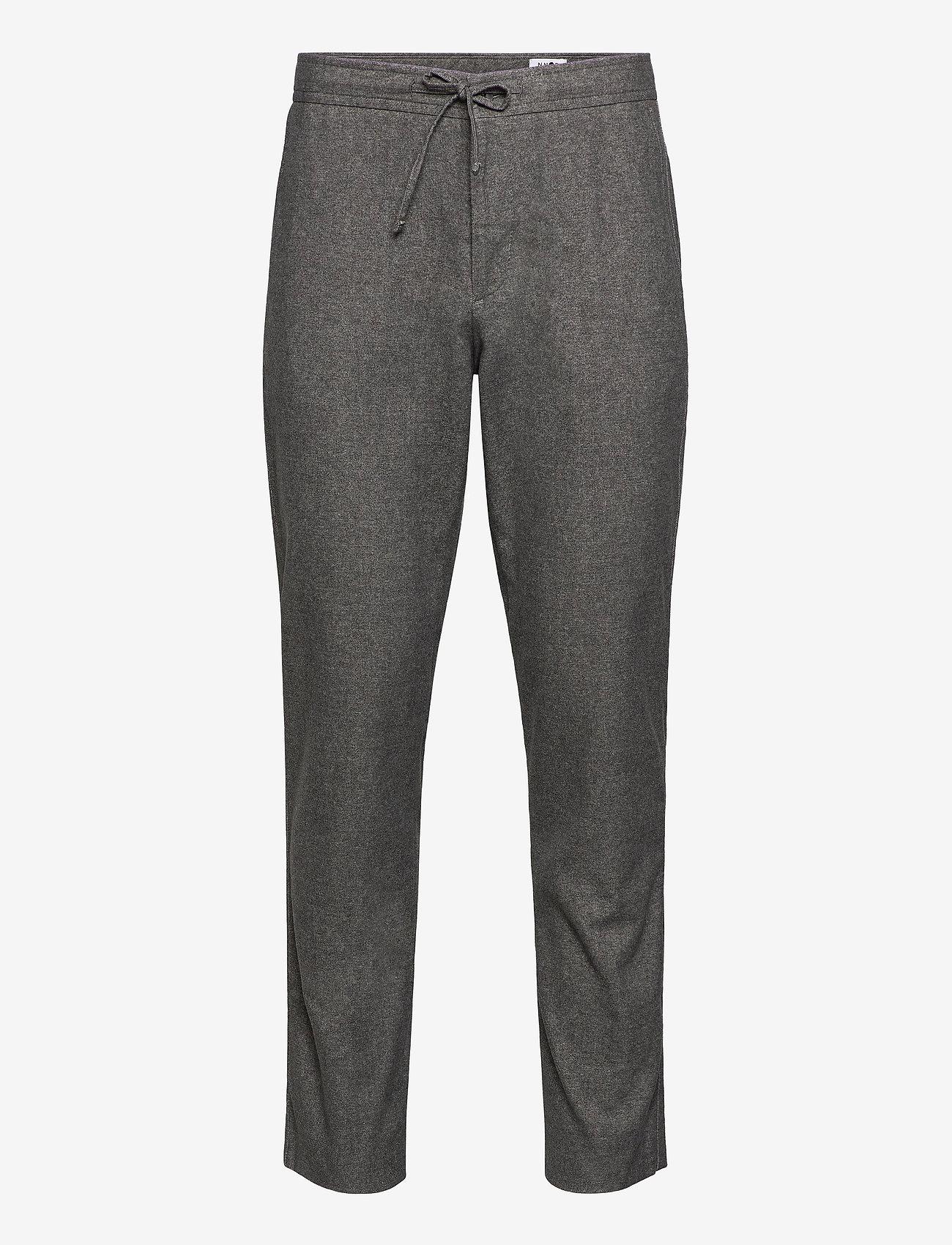 NN07 - Copenhagen 1254 L32 - kostymbyxor - grey mel - 0