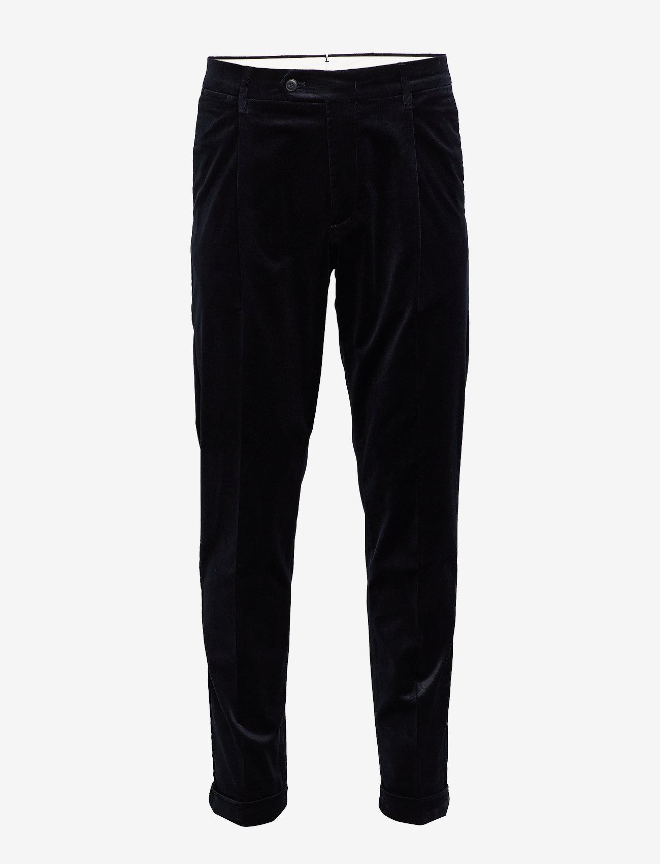NN07 - Codo 1425 L34 - spodnie na co dzień - navy blue - 0