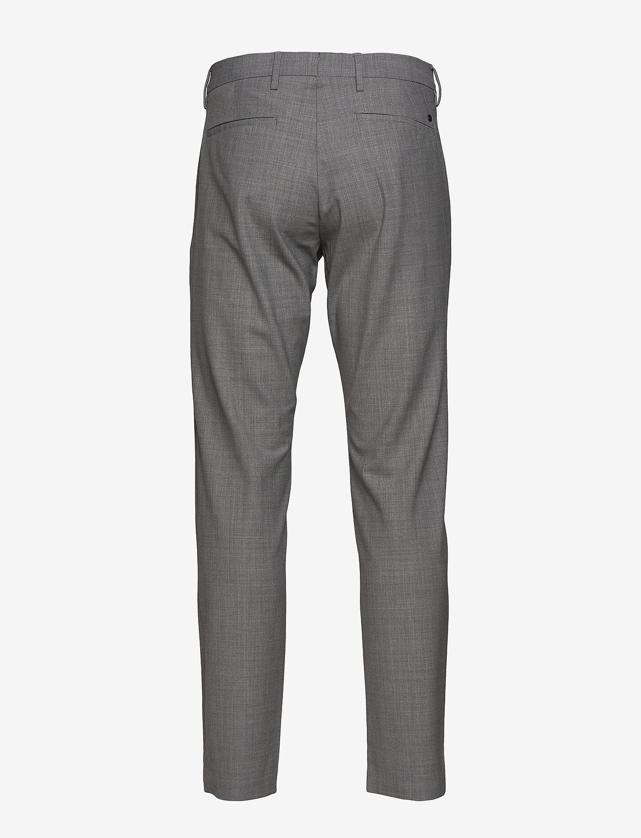 NN07 - Theo 1228 L32 - suitbukser - grey mel. - 1