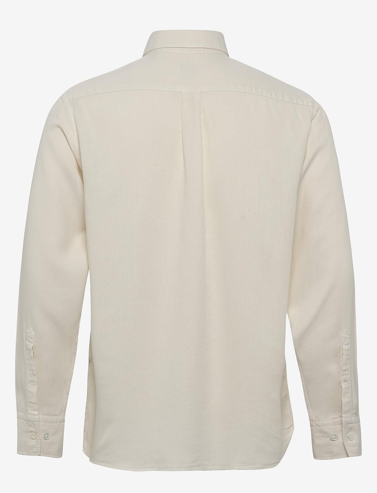 NN07 - Levon Shirt 5029 - peruspaitoja - vanilla - 1