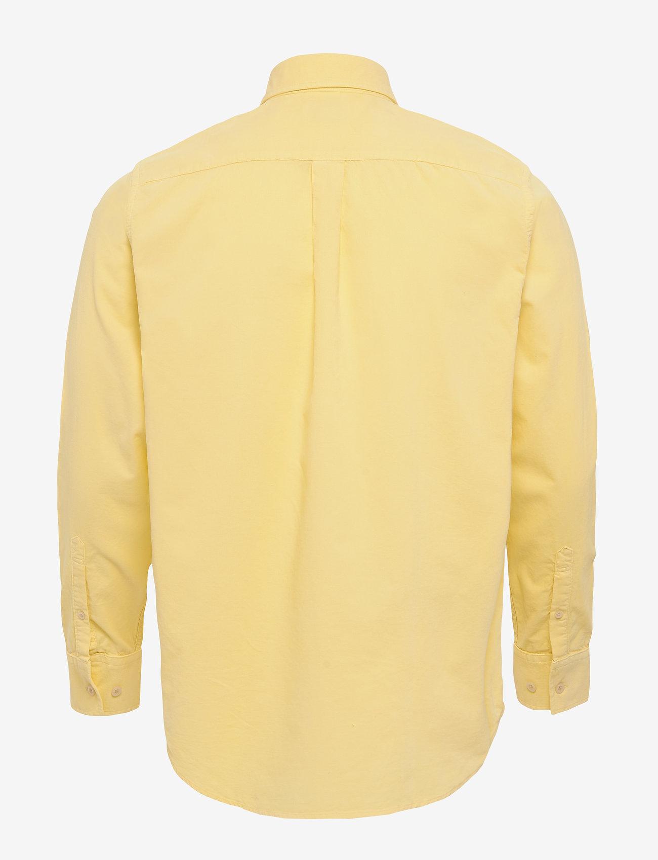 NN07 Levon Shirt 5082 - Skjorter YELLOW - Menn Klær