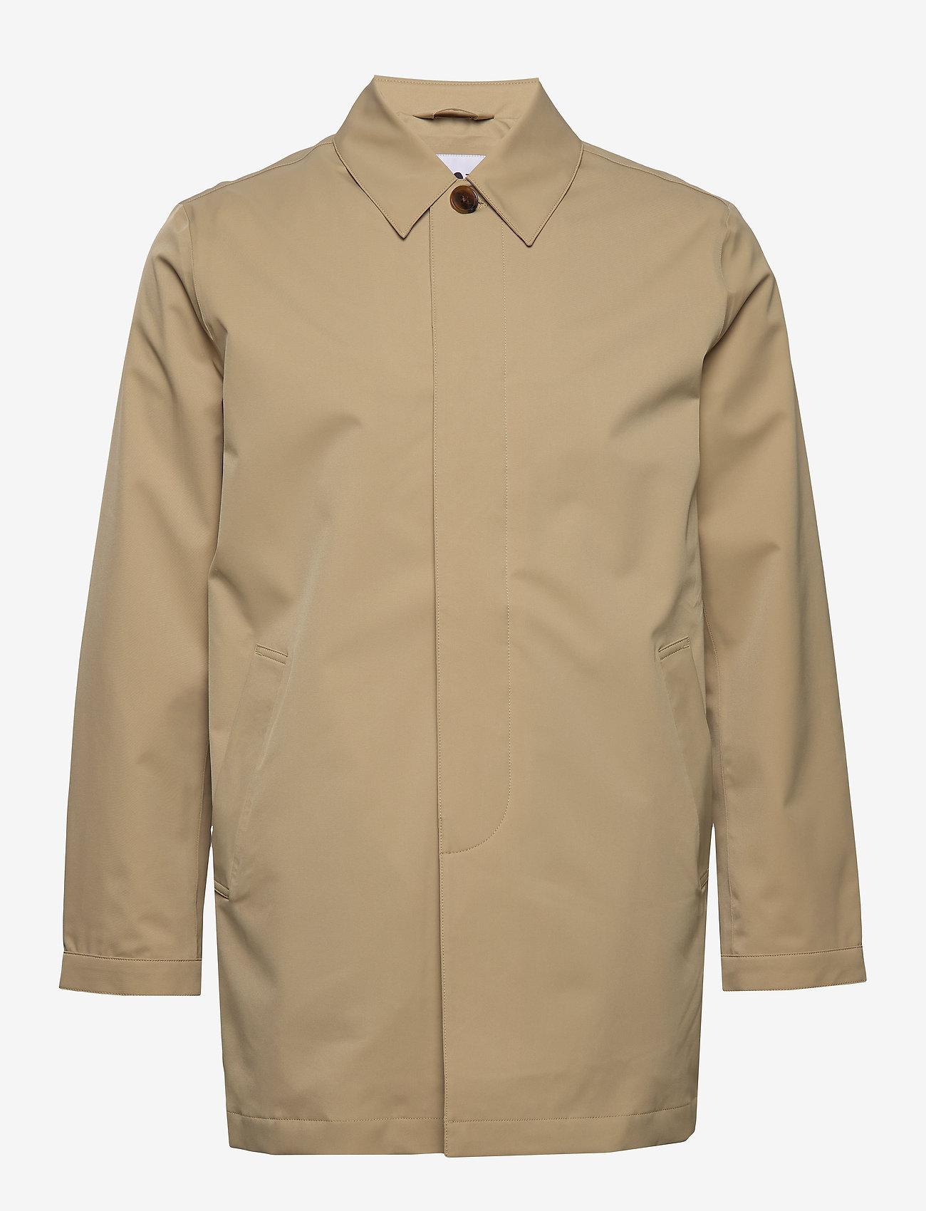 NN07 - Kim 8240 - tunna kappor - khaki - 0