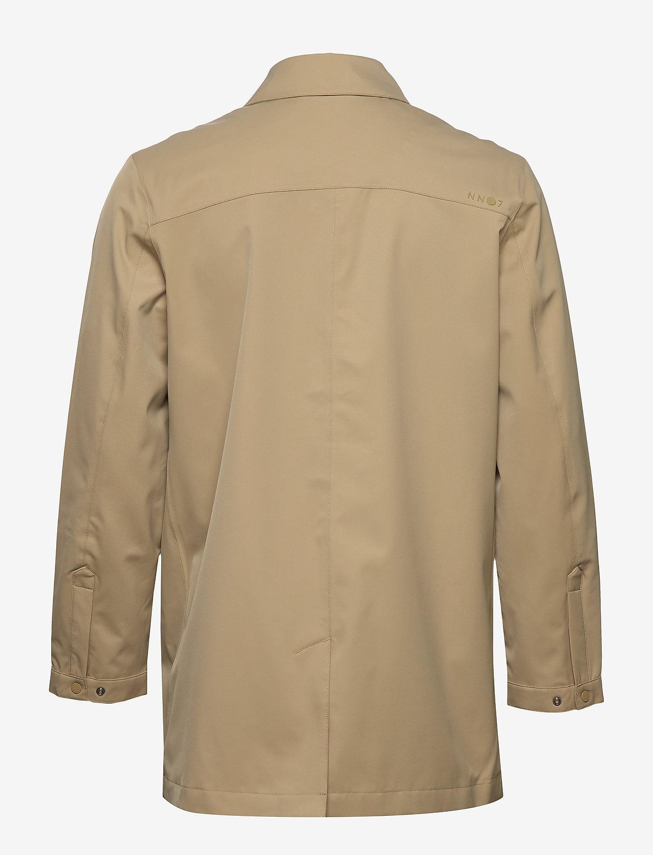 NN07 - Kim 8240 - tunna kappor - khaki - 1