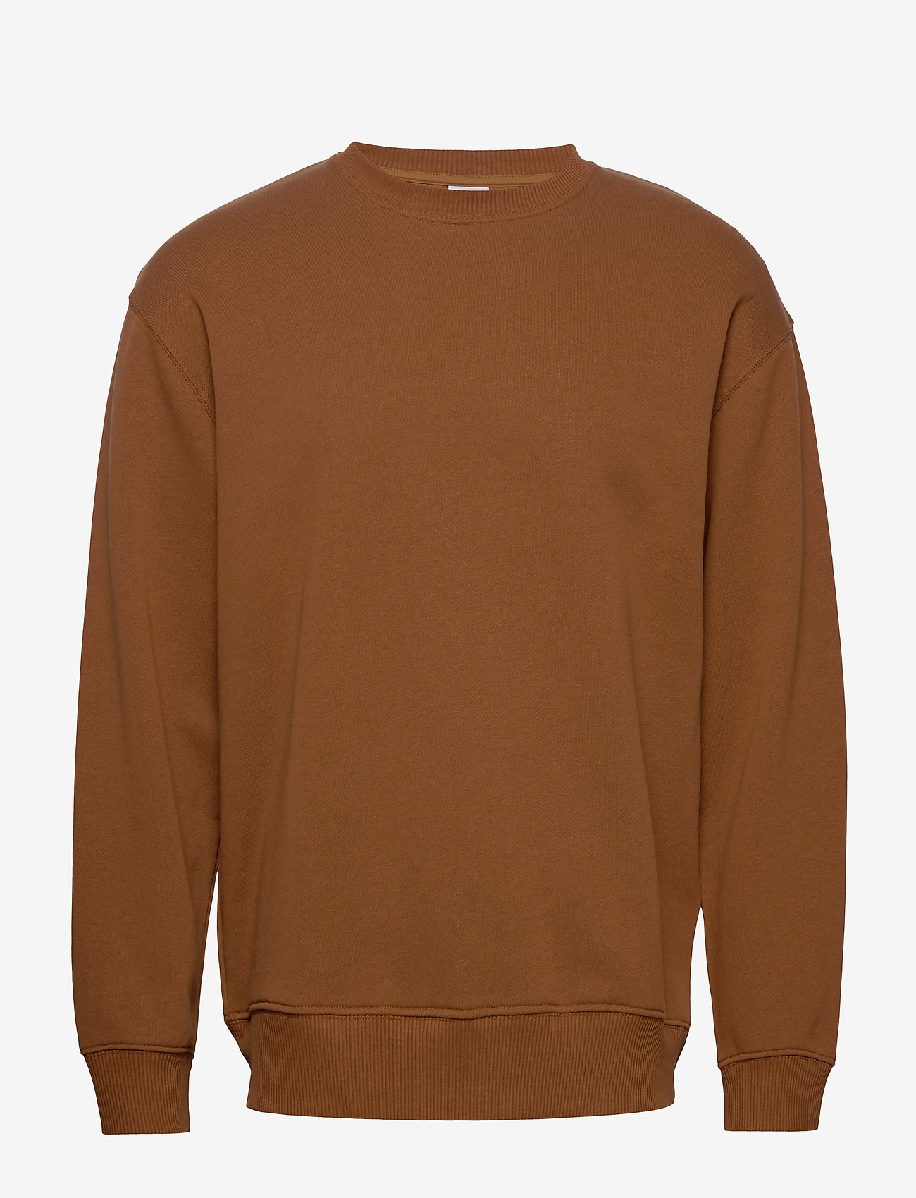 NN07 - Jerome 3211 - basic sweatshirts - canela brown - 0