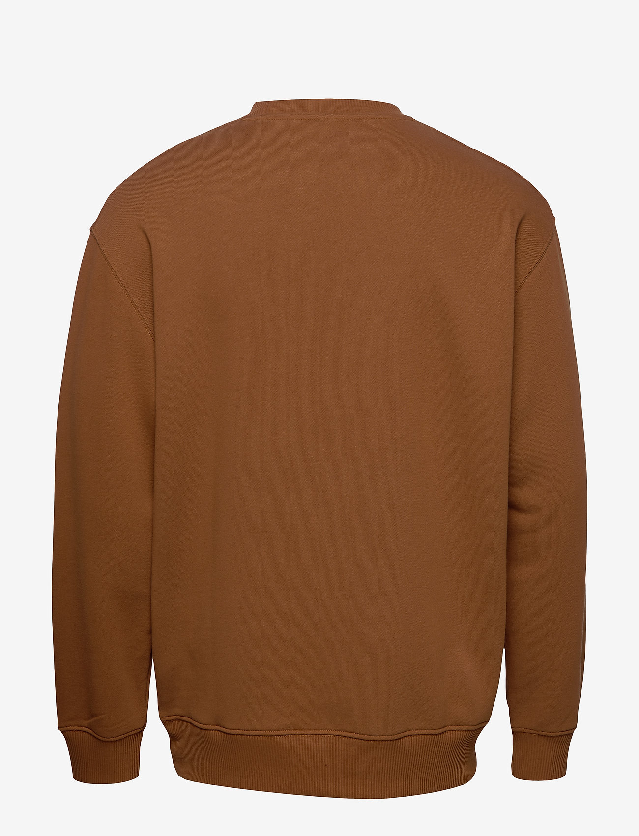 NN07 - Jerome 3211 - basic sweatshirts - canela brown - 1