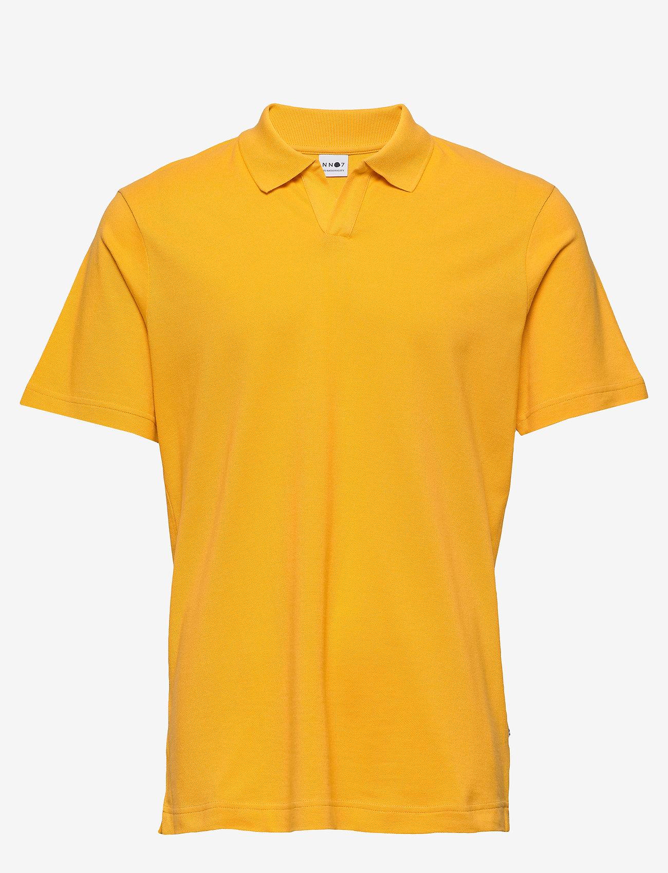 NN07 - Paul Polo 3463 - lyhythihaiset - solar yellow - 0