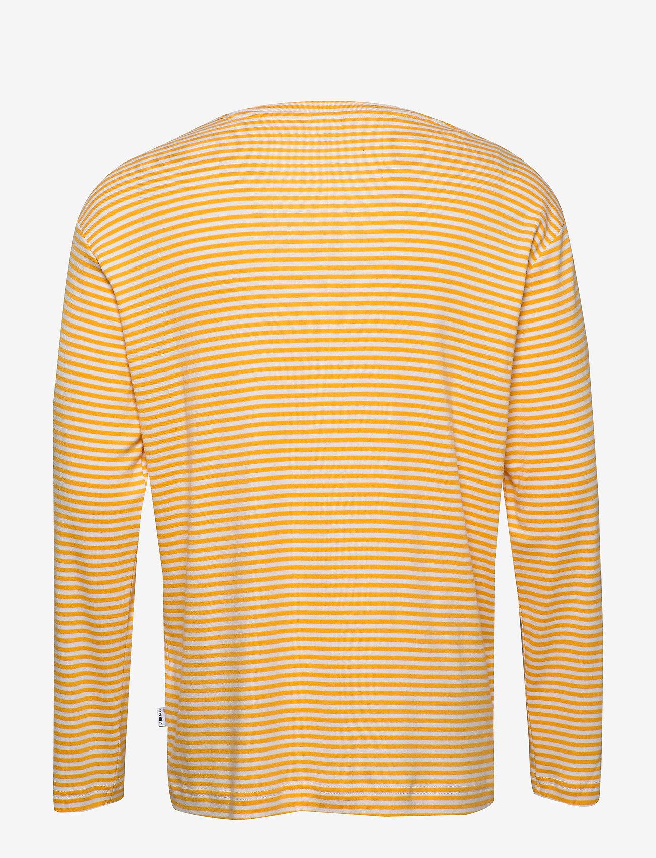 NN07 - Kurt 3463 - pitkähihaiset - solar yellow - 1