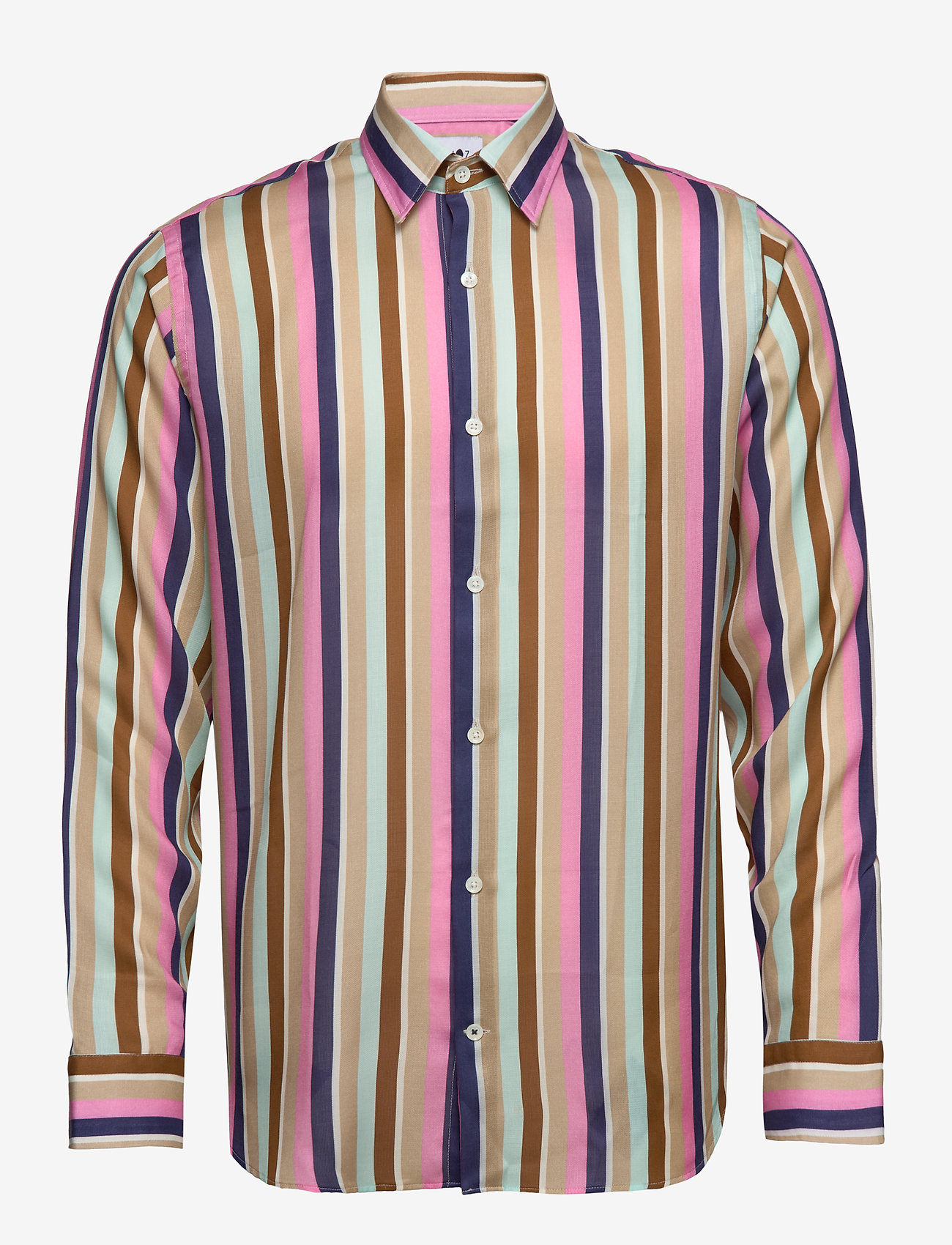 NN07 - Errico Shirt 5164 - casual - multi stripe - 0