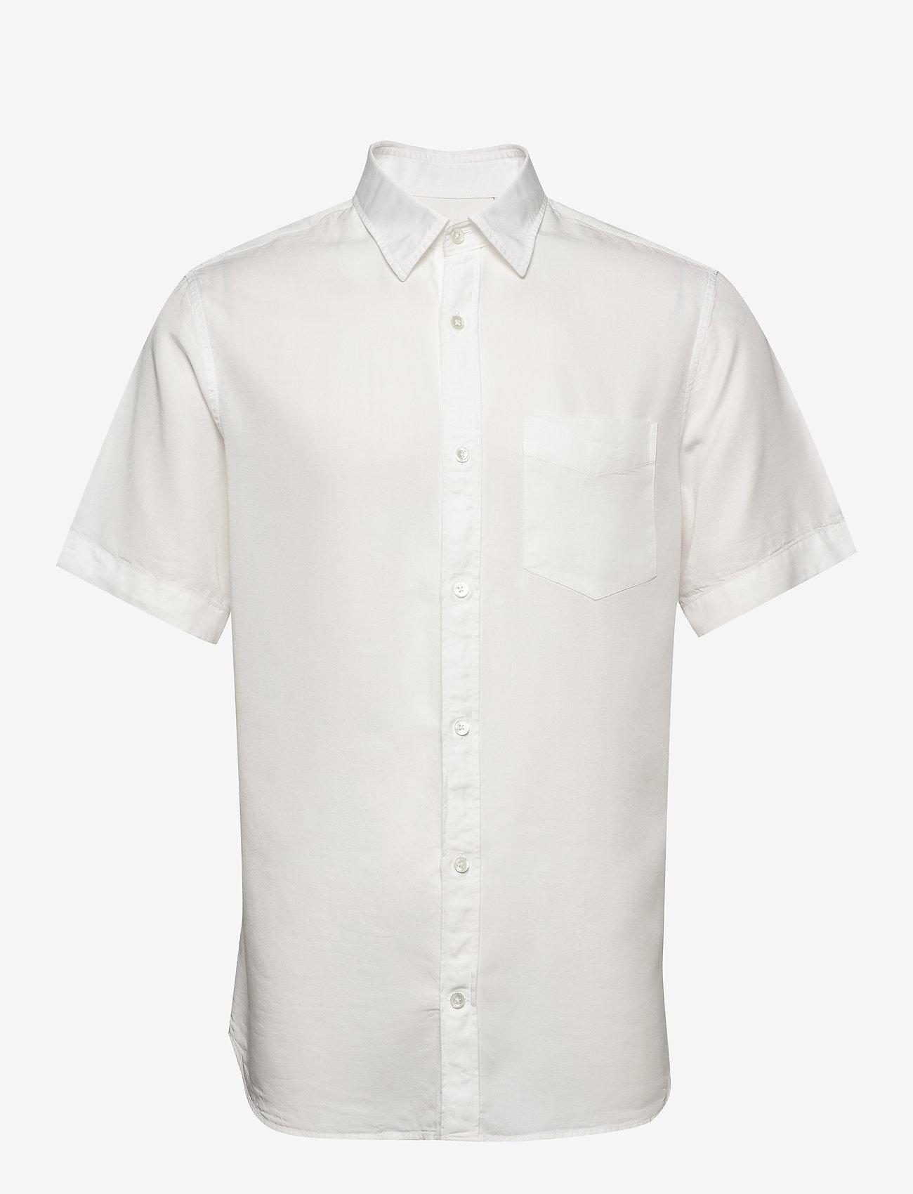 NN07 - Tyrion 5969 - basic overhemden - egg white - 0