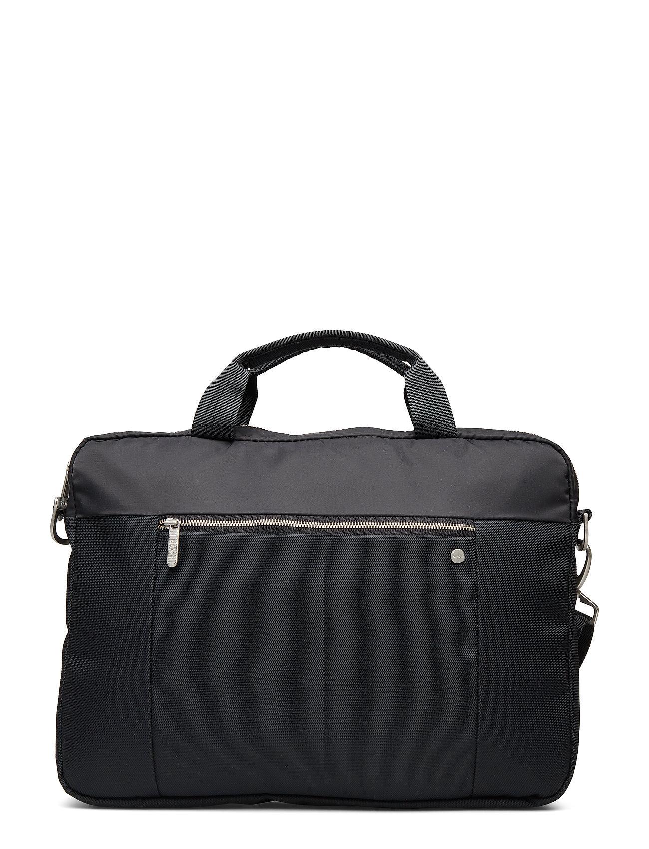 NN07    City Case 9079  - Laptoptaschen    DARK GREY