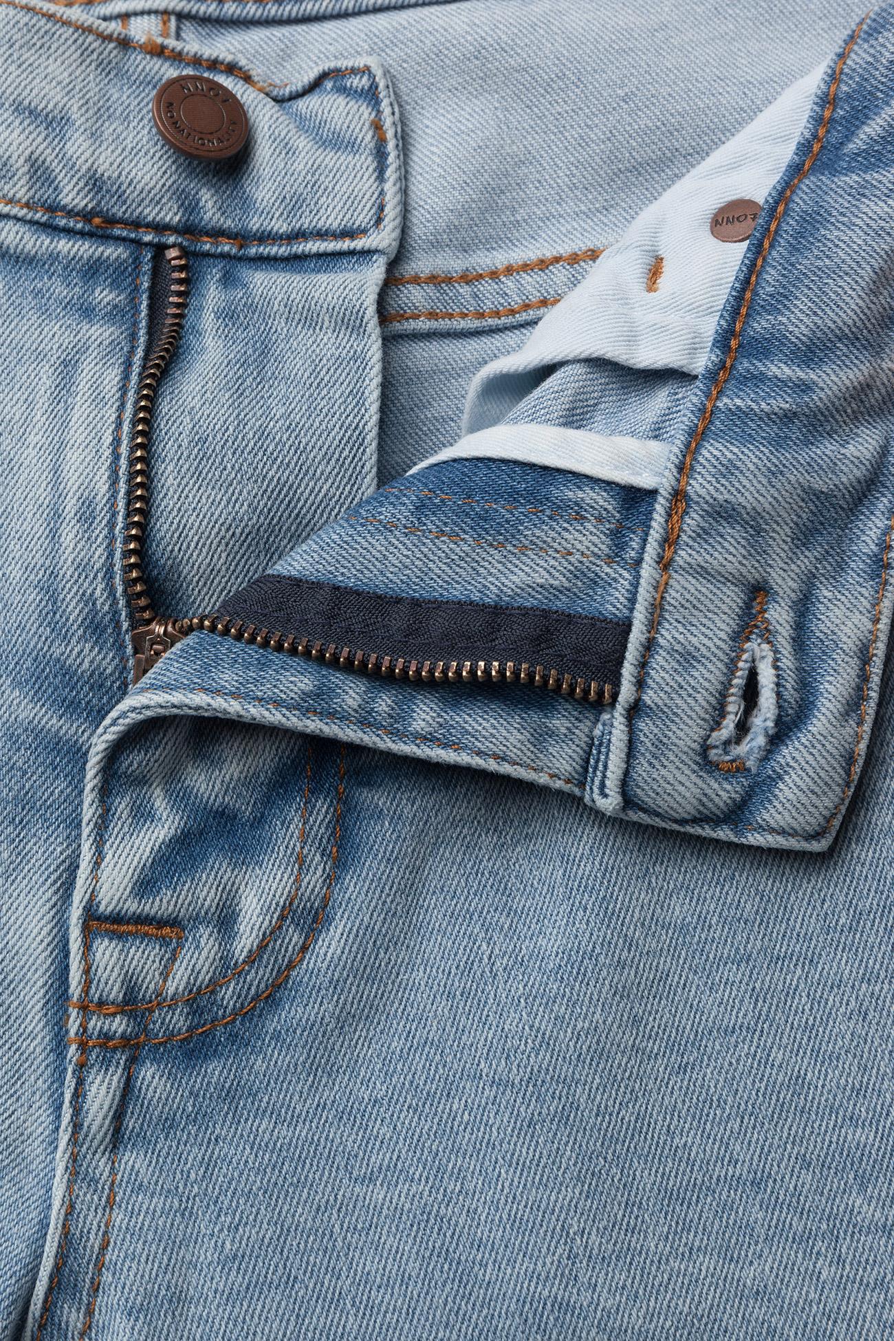 Nn07 Wilson 1771 L32 - Jeans Light Indigo
