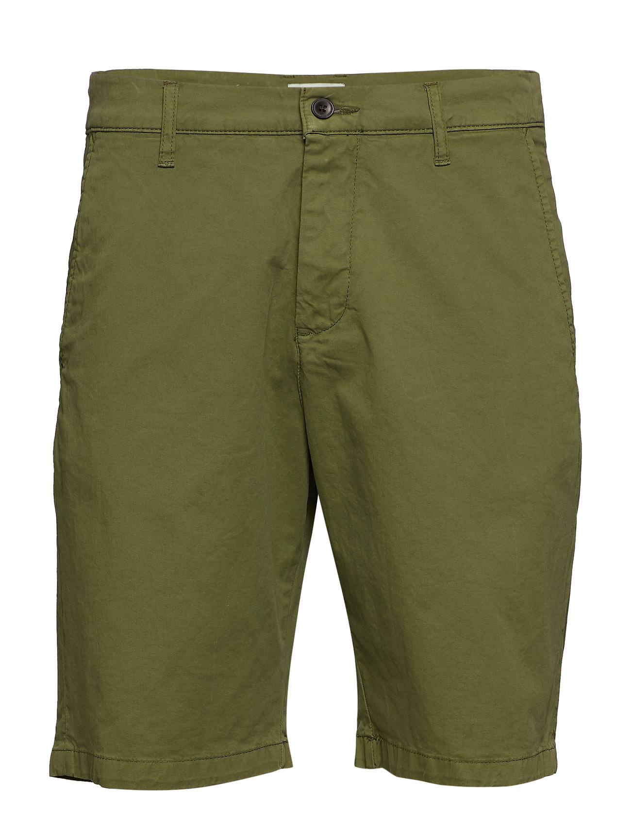 NN07 Crown Shorts 1004 - MOSS