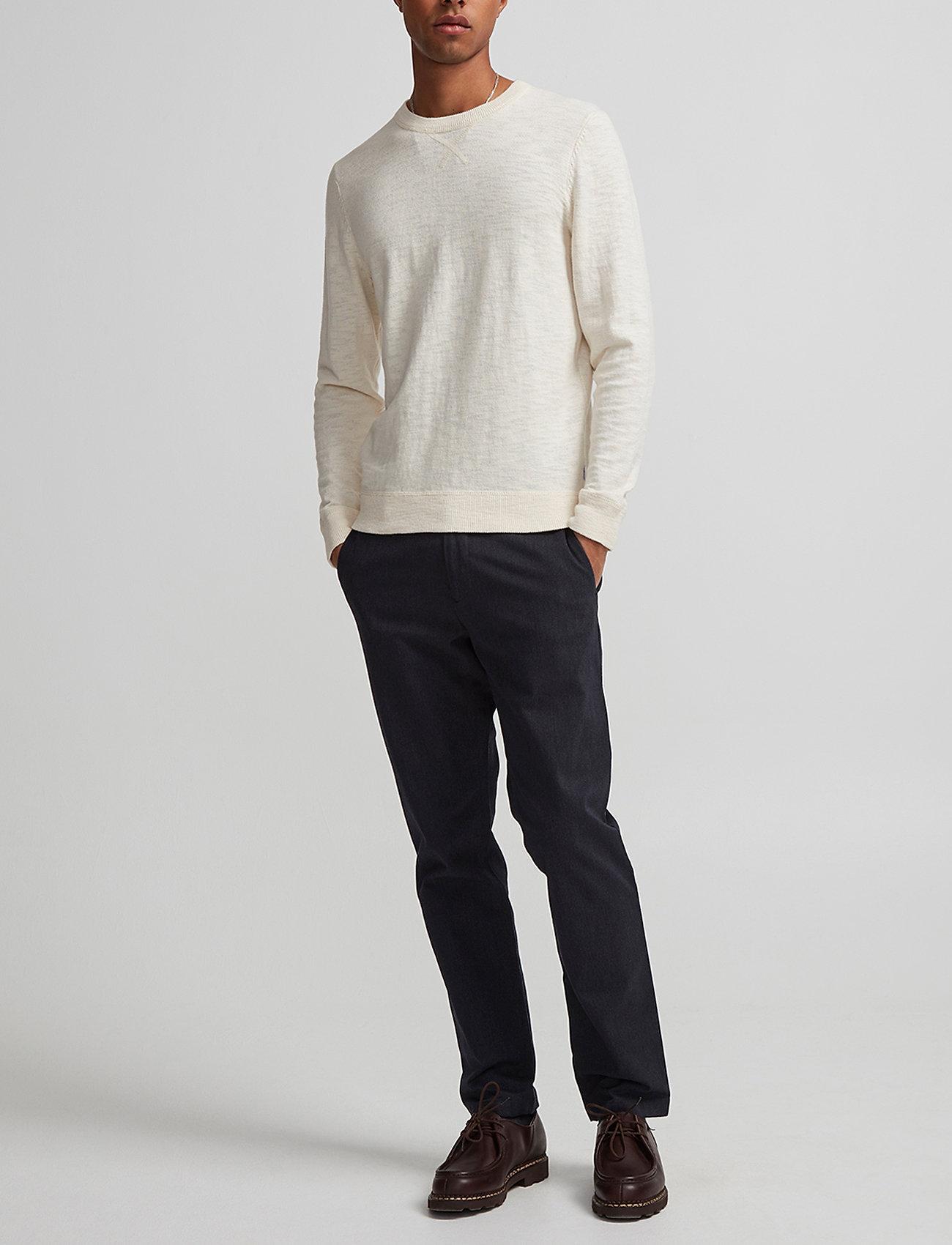 NN07 - Steven 1206 - pantalons habillés - navy blue