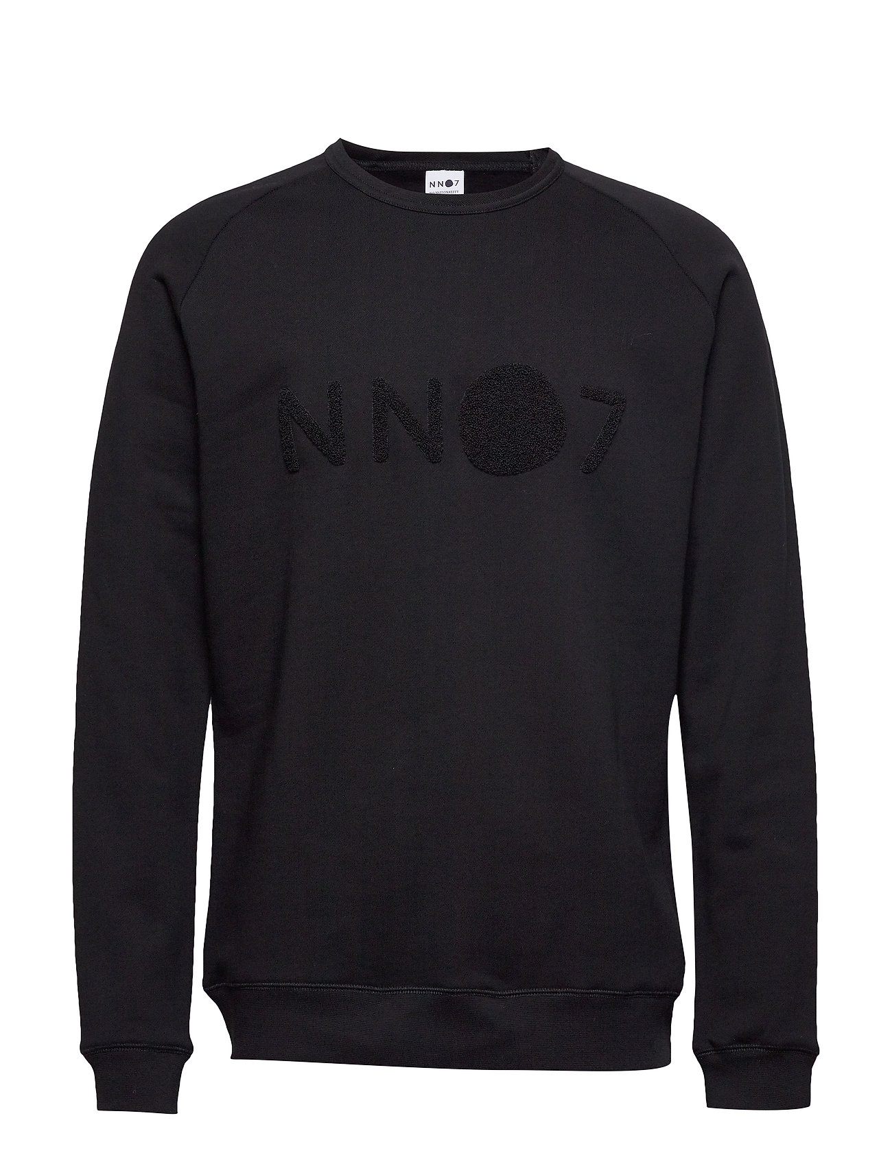 NN07 Robin Logo Sweat 3385 - BLACK