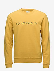 NN07 - Matteo logo 3355 - sweats - yellow - 0