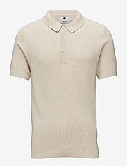 NN07 - Short sleeve Polo 6274 - short-sleeved polos - ecru - 0