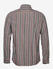 NN07 - Falko 5051 - avslappede skjorter - navy stripe - 1