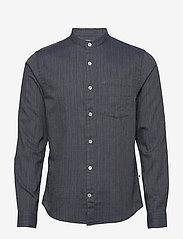 NN07 - Finn 5070 - basic overhemden - navy blue - 0