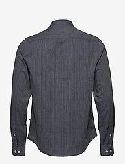 NN07 - Finn 5070 - basic overhemden - navy blue - 1