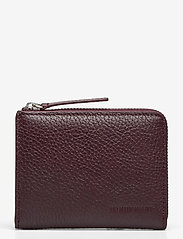 NN07 - Half Zip Wallet 9107 - klassinen lompakko - dark plum - 0