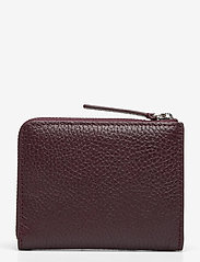 NN07 - Half Zip Wallet 9107 - klassinen lompakko - dark plum - 1
