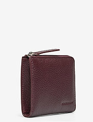 NN07 - Half Zip Wallet 9107 - klassinen lompakko - dark plum - 2
