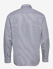 NN07 - Mayer 5112 - casual skjortor - blue stripe - 1