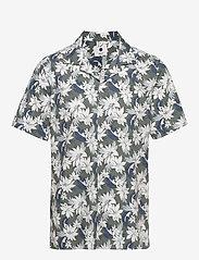 NN07 - Miyagi 5144 - short-sleeved shirts - multi colour print - 0