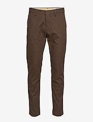 NN07 - Theo 1500 L30 - pantalons chino - brown - 1