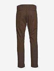 NN07 - Theo 1500 L30 - pantalons chino - brown - 2