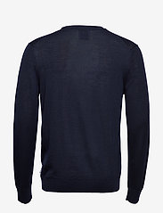 NN07 - Ted 6120 - basic knitwear - navy blue - 2
