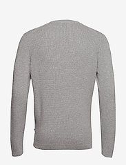 NN07 - Julian 6194 - basic knitwear - medium grey melange - 2