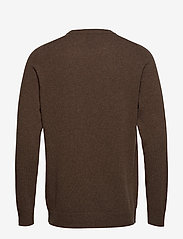 NN07 - Edward 6333 - basic knitwear - brown melange - 2