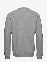 NN07 - Robin Sweatshirt 3444 - basic sweatshirts - grey mel. - 1
