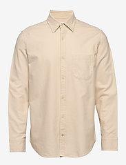 NN07 - Errico Shirt 5160 - peruspaitoja - off white - 0