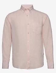 NN07 - Levon Shirt 5969 - casual skjortor - beverly pink - 0