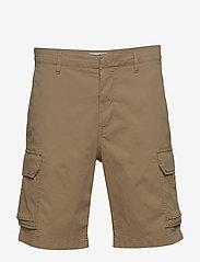 NN07 - Cargo Shorts 1042 - cargo shorts - dk khaki - 0