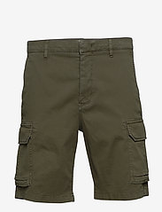 NN07 - Cargo Shorts 1042 - cargo shorts - olive - 0