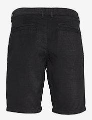 NN07 - Crown Shorts 1363 - short chino - black - 1