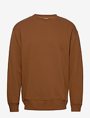 NN07 - Jerome 3211 - basic sweatshirts - canela brown - 0