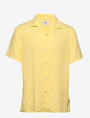 NN07 - Miyagi Short 5029 - peruspaitoja - yellow - 0