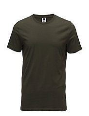 Pima Plain Tee 3208 - DARK ARMY
