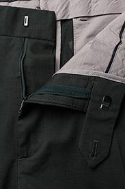 NN07 - Theo 1178 L30 - puvunhousut - dark green - 4