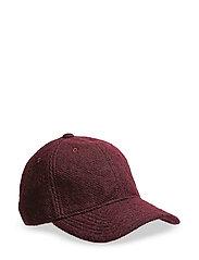 Baseball Cap 9095 - OXBLOOD RED