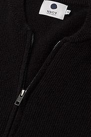 NN07 - Jake full zip 6259 - cardigans - black - 2